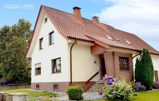 Handwerkerzimmer Buende nahe Roedinghausen - Aussenansicht des Hauses