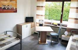 Handwerker-Zimmer bis 2 Personen im Erdgeschoss, Zimmer 1