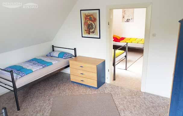 Handwerkerzimmer / Mehrbettzimmer in Buende nahe Roedinghausen für bis 4 Personen